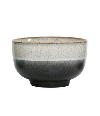 HKliving Keramik 70ern Schüssel Rock Large