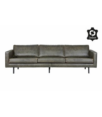 BePureHome Rodeo Sofa 3-Sitzer Grün