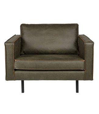 BePureHome Rodeo Sessel 1,5-Sitzer Grün