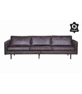 BePureHome Rodeo Sofa 3-Sitzer Schwarz