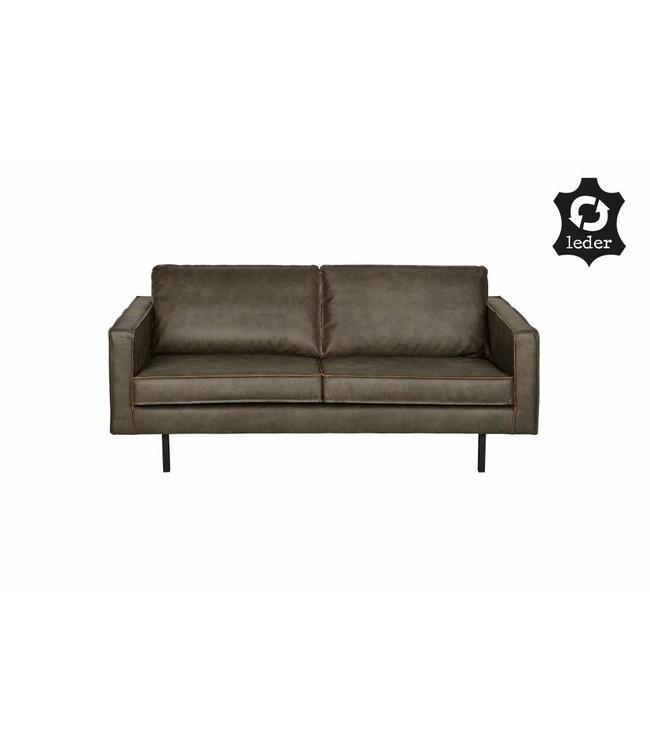 BePureHome Rodeo Sofa 2,5-Sitzer Grün