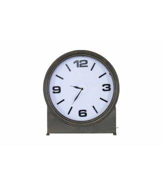 BePureHome Ageless Uhr Metall Schwarz