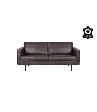 BePureHome Rodeo Sofa 2,5-Sitzer Schwarz
