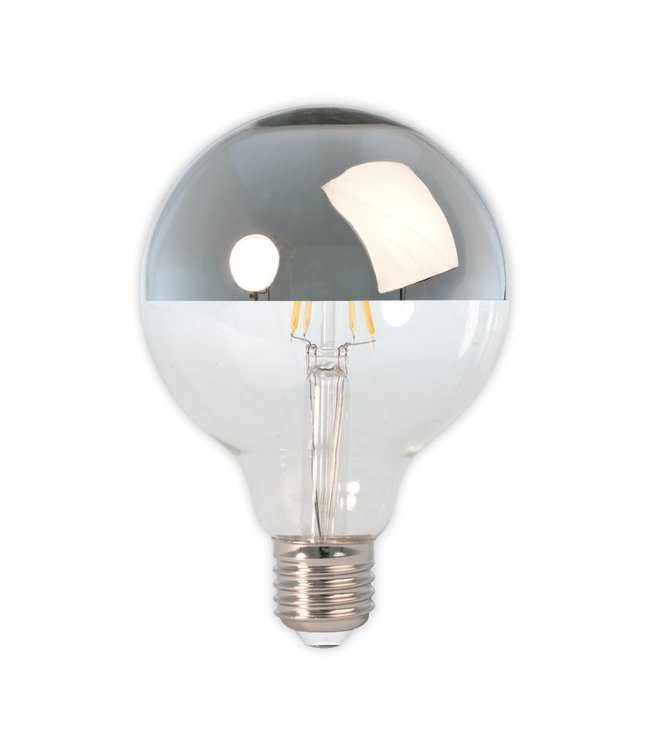 Calex LED Silber Abgedeckt Dimmable 280Lm