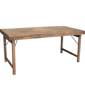 Otentic Originalen alten Markttisch XL