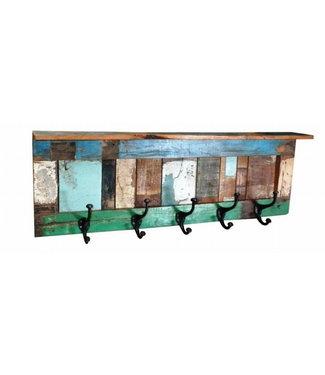 Otentic Garderobe Altes Holz