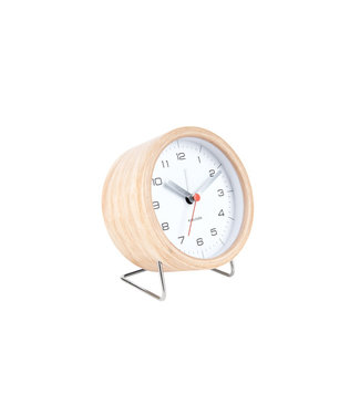 Karlsson Alarm Clock Innate White