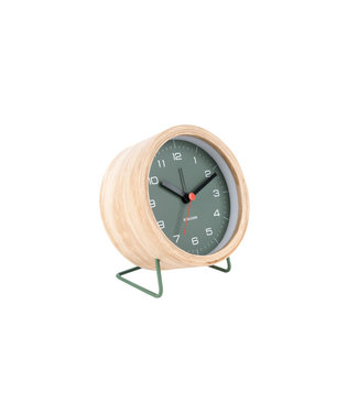Karlsson Alarm Clock Innate Green