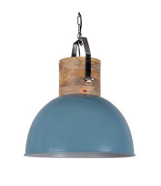 Pendelleuchte Fabriano 40 cm    Vintage Blau