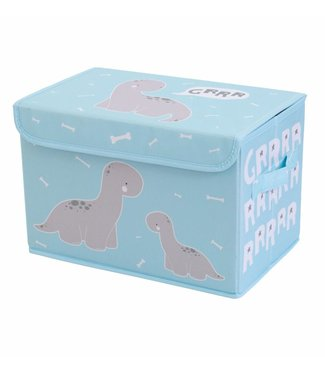 A Little Lovely Company Pop-up storage box: Brontosaurus