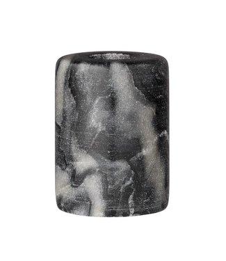 Bloomingville Kerzenleuchter - Grau Marmor