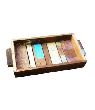 Otentic Tablett Klein Farben