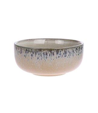 HKliving Schüssel Medium Bark Keramik 70ern
