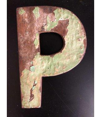 Otentic Buchstaben - P