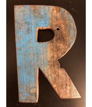 Otentic Buchstaben - R