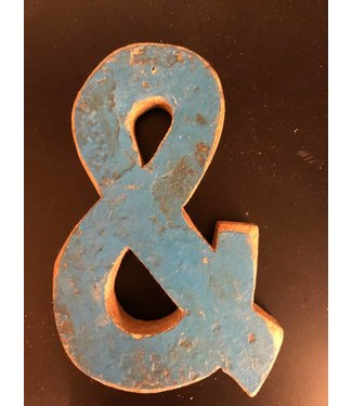 Otentic Ampersand Sign