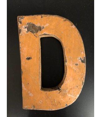Otentic Buchstaben - D