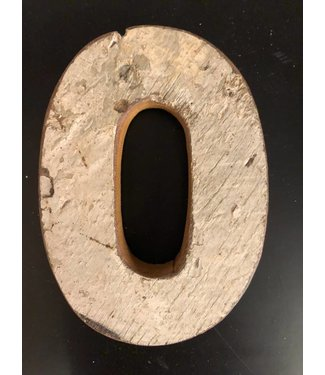 Otentic Buchstaben - O