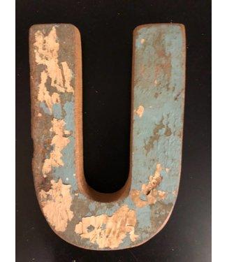 Otentic Buchstaben - U