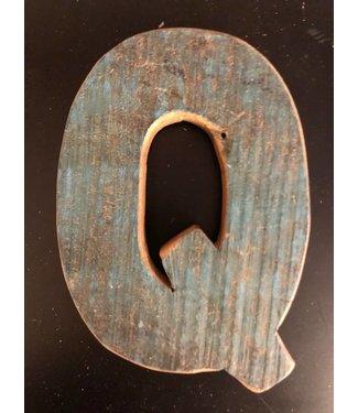 Otentic Buchstaben - Q