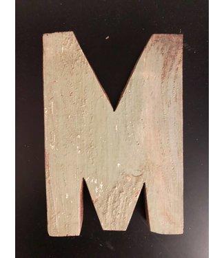 Otentic Buchstaben - M