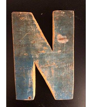 Otentic Buchstaben - N