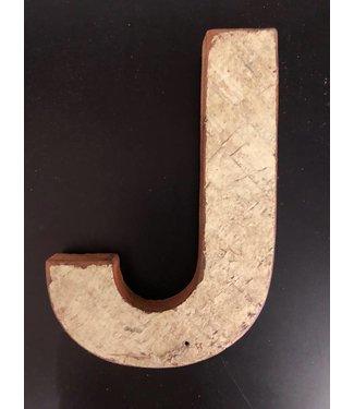 Otentic Buchstaben - J