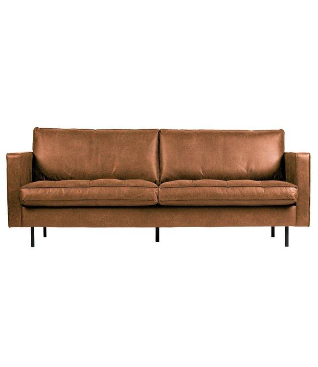 BePureHome Rodeo Classic Sofa 2,5-sitzer Cognac