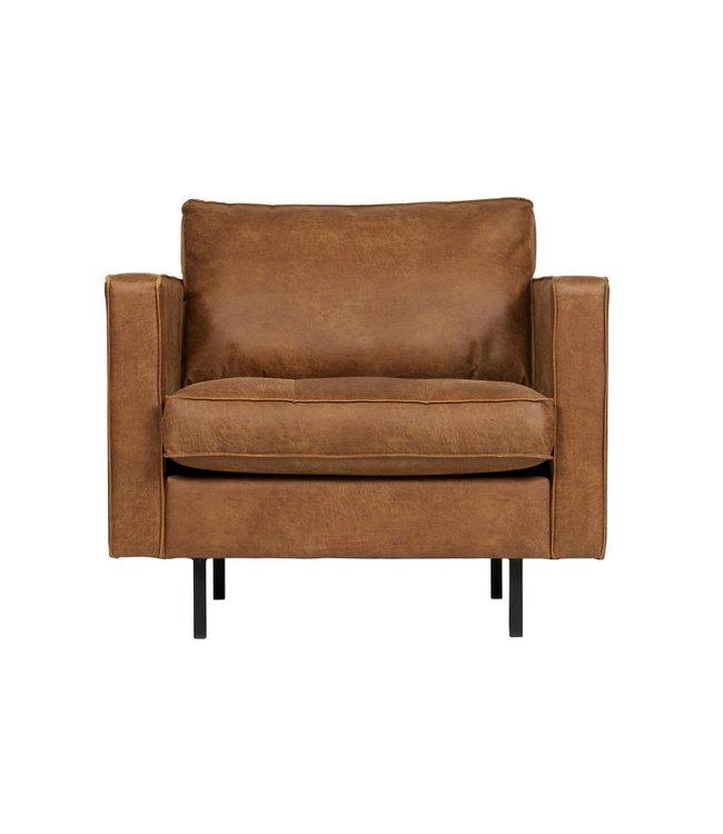 BePureHome Rodeo Classic Sessel 1,5-Sitzer Cognac