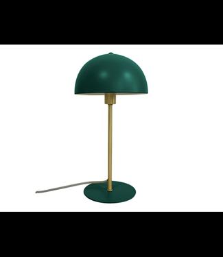 Leitmotiv Tischleuchte Bonnet Dunkelgrün