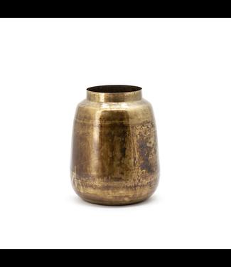 Vase The Nile 2 Gold