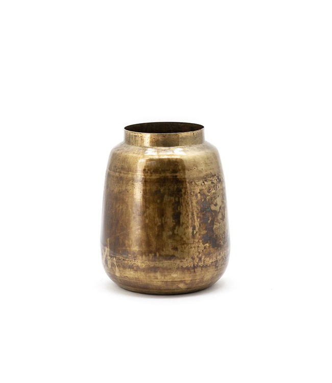 By-Boo Vase The Nile 2 Gold
