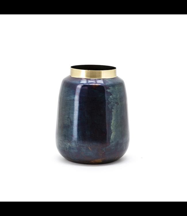 By-Boo Vase The Nile 2 Blau