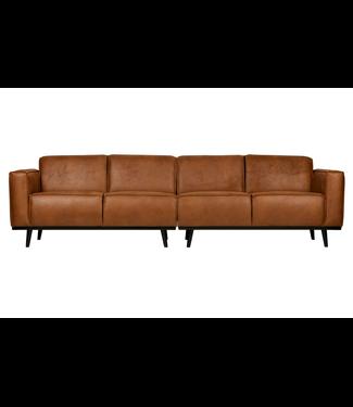 BePureHome Statement Sofa 4-Sitz Cognac