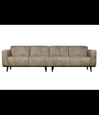 BePureHome Statement Sofa 4-Sitz Elephant Skin