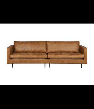 BePureHome Rodeo Classic Sofa 3-sitzer Cognac