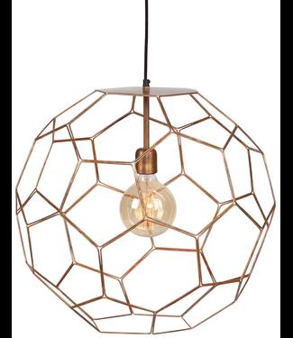 City Lights Pendelleuchte Marrakesh Eisen - 55 cm