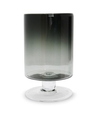 Pomax Vase Tara Smoke