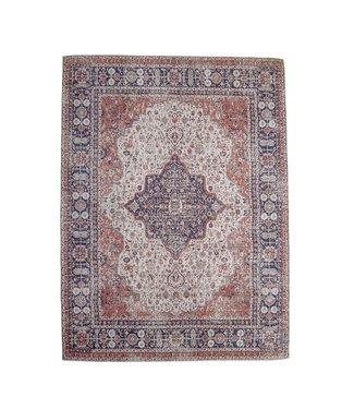 Bloomingville Teppich Multi Farbe Baumwolle