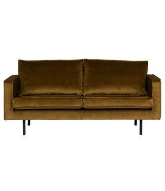 BePureHome Rodeo Sofa 2,5-Sitzer Honiggelb