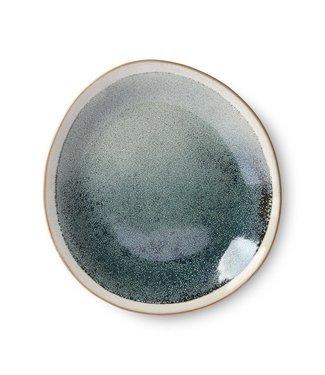 HKliving Teller Mist Keramik 70ern