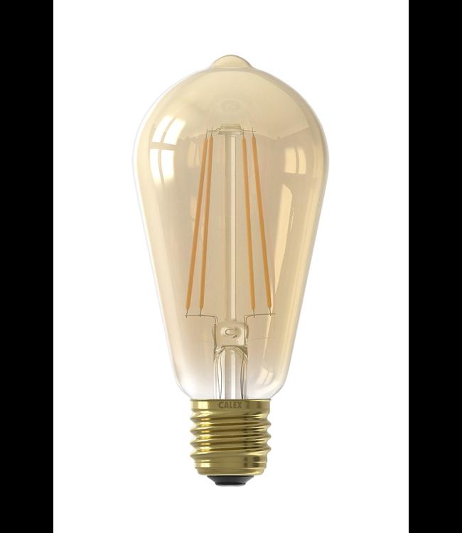 Calex LED Rustik Lamp 430lm E27