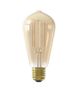 Calex Calex Smart Wifi  E27 Gold Rustic