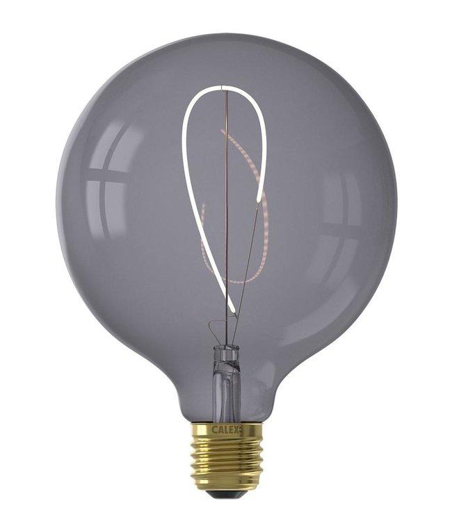 Calex LED Nora E27 Grau 130 Lm