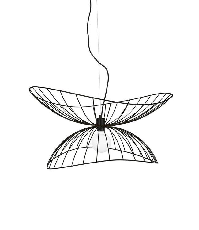Globen Lighting Pendelleuchte Ray Schwarz