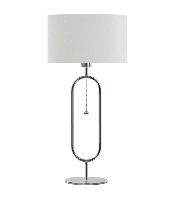 Globen Lighting Tischleuchte Diva XL Chrome