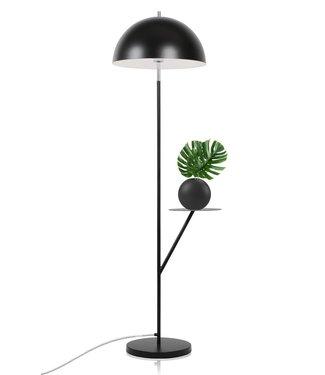 Globen Lighting Stehleuchte Butler Schwarz
