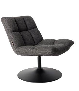 Dutchbone Lounge Chair Bar Dunkelgrau