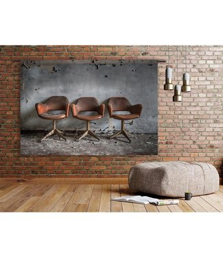 Urban Cotton Wandteppich At the Hairdresser M 145x110 cm