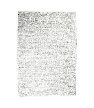 Teppich Shaggy 160x230cm Grau